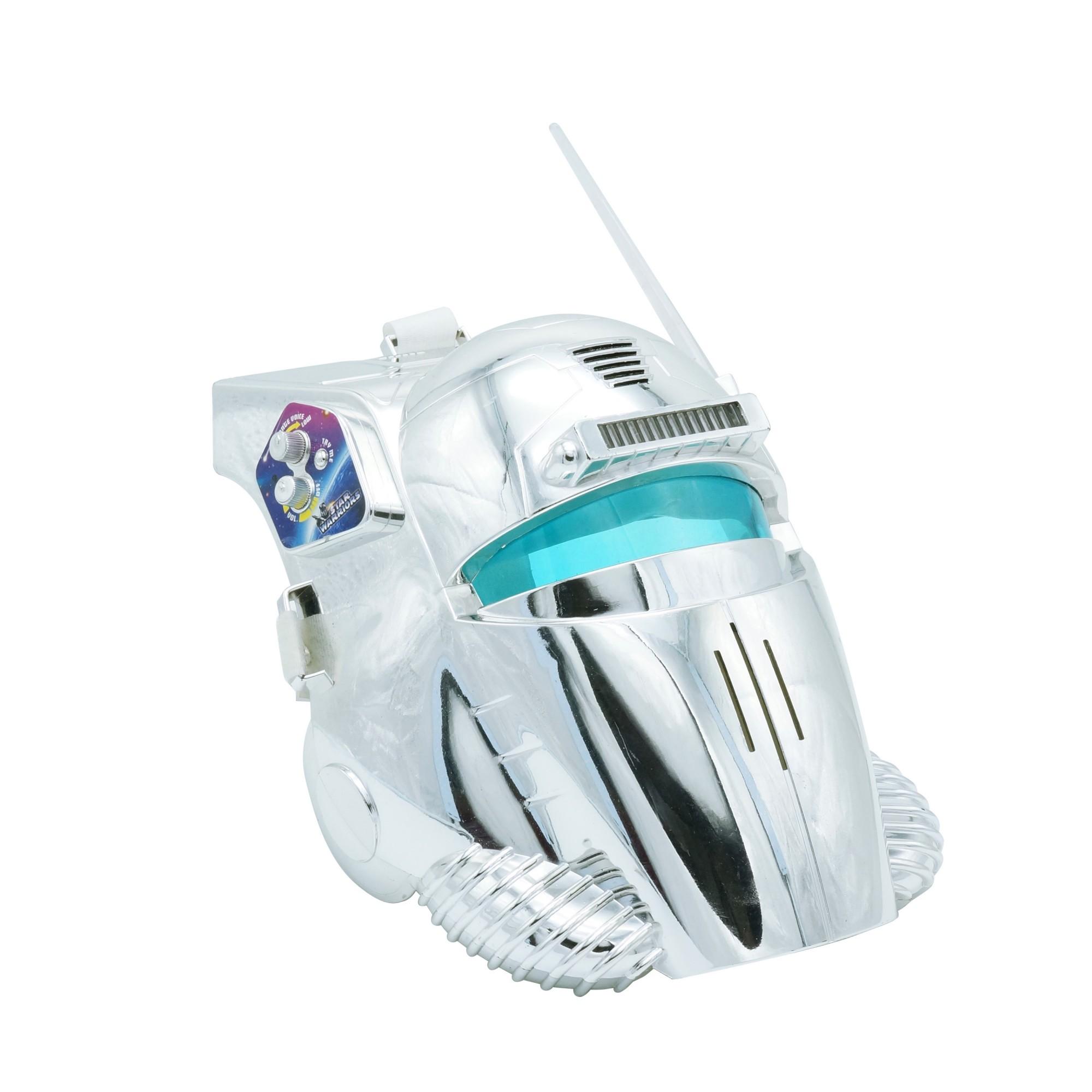Voice Star Cops Mask (Metallic Colour)