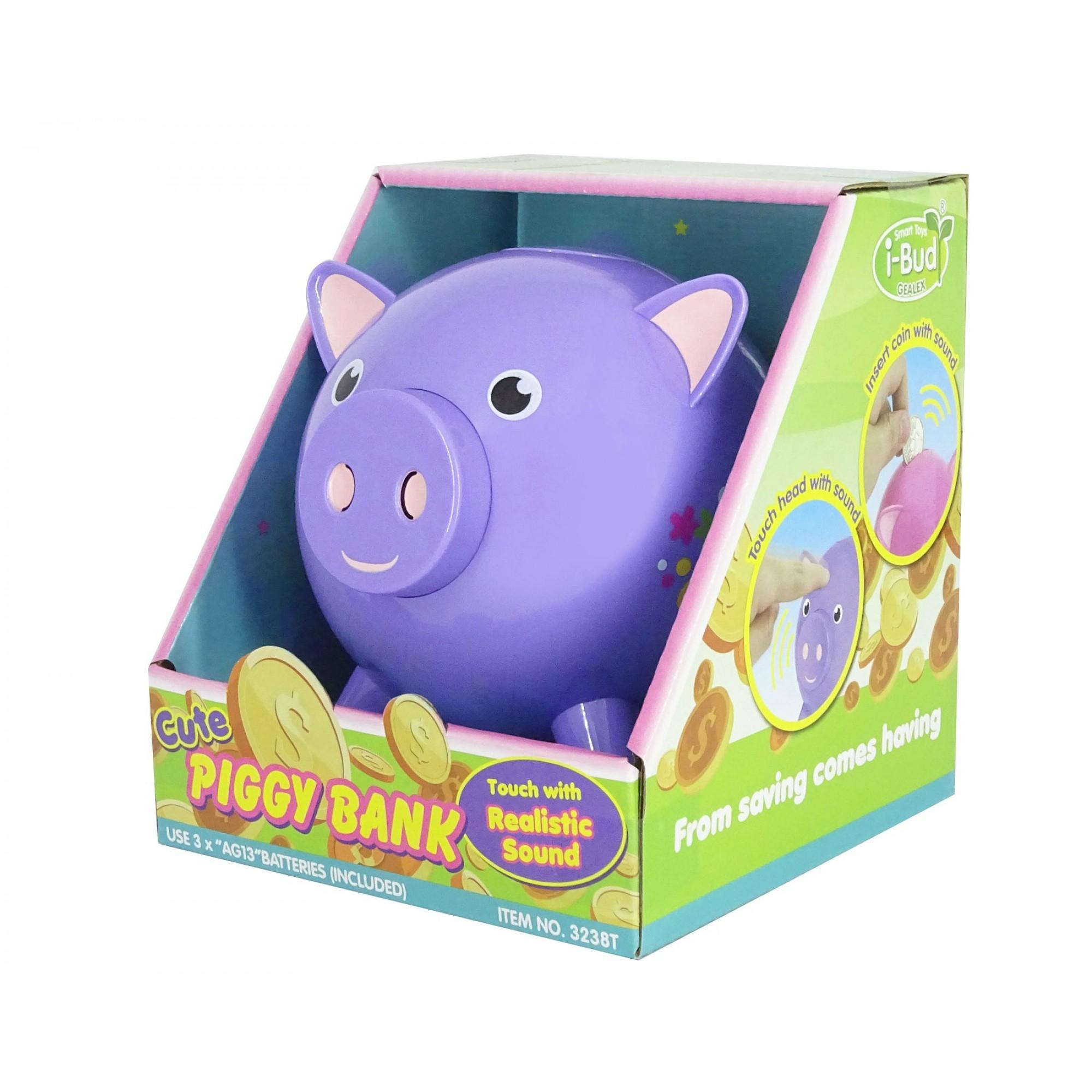 Piggy Bank with sound