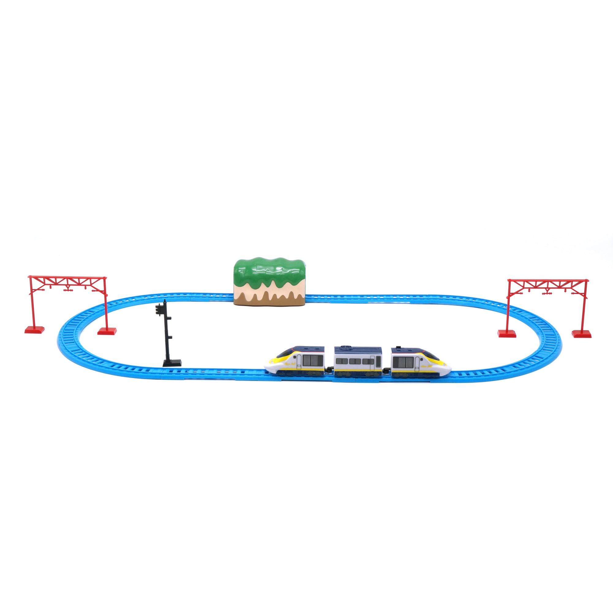 Hi Speed Express Rail Set (Euro Star)