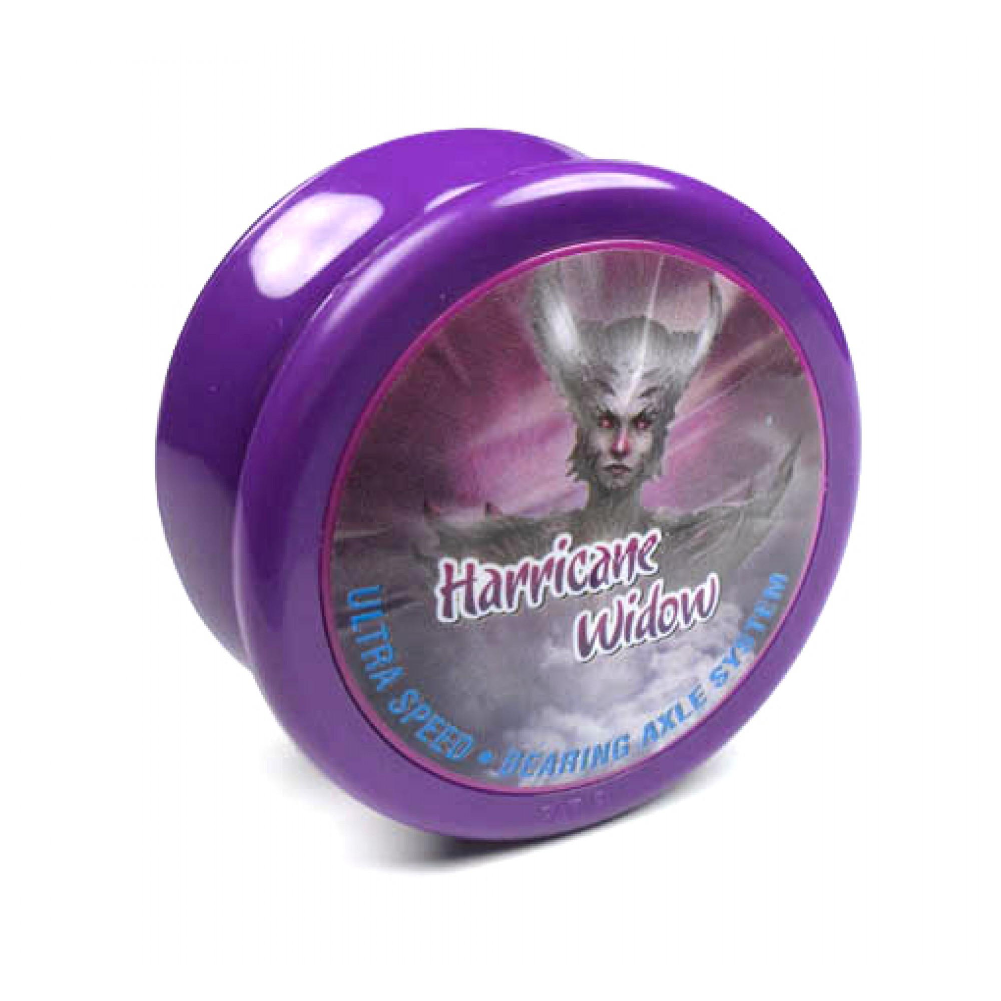 Whirl Monster Ball Bearing Yoyo (Harricane Widow)