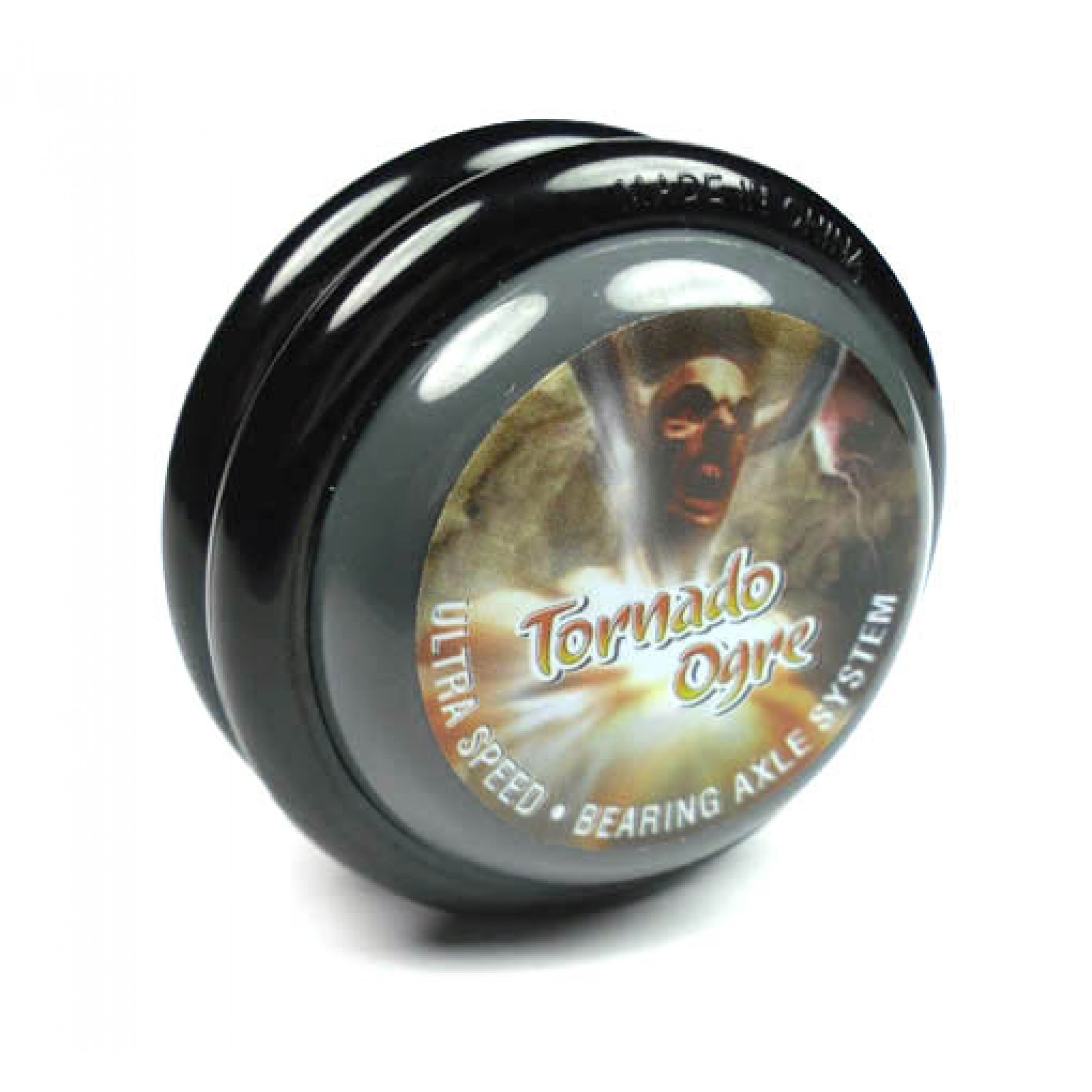 Whirl Monster Ball Bearing Yoyo (Tornado Ogre)