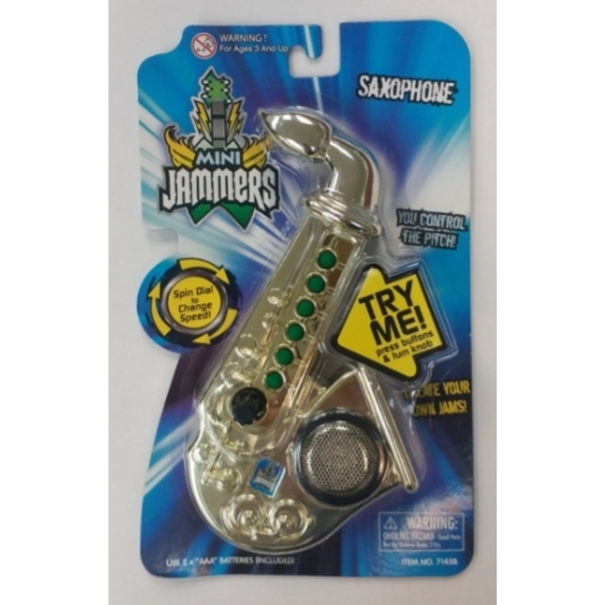 Mini Jammers - Saxophone