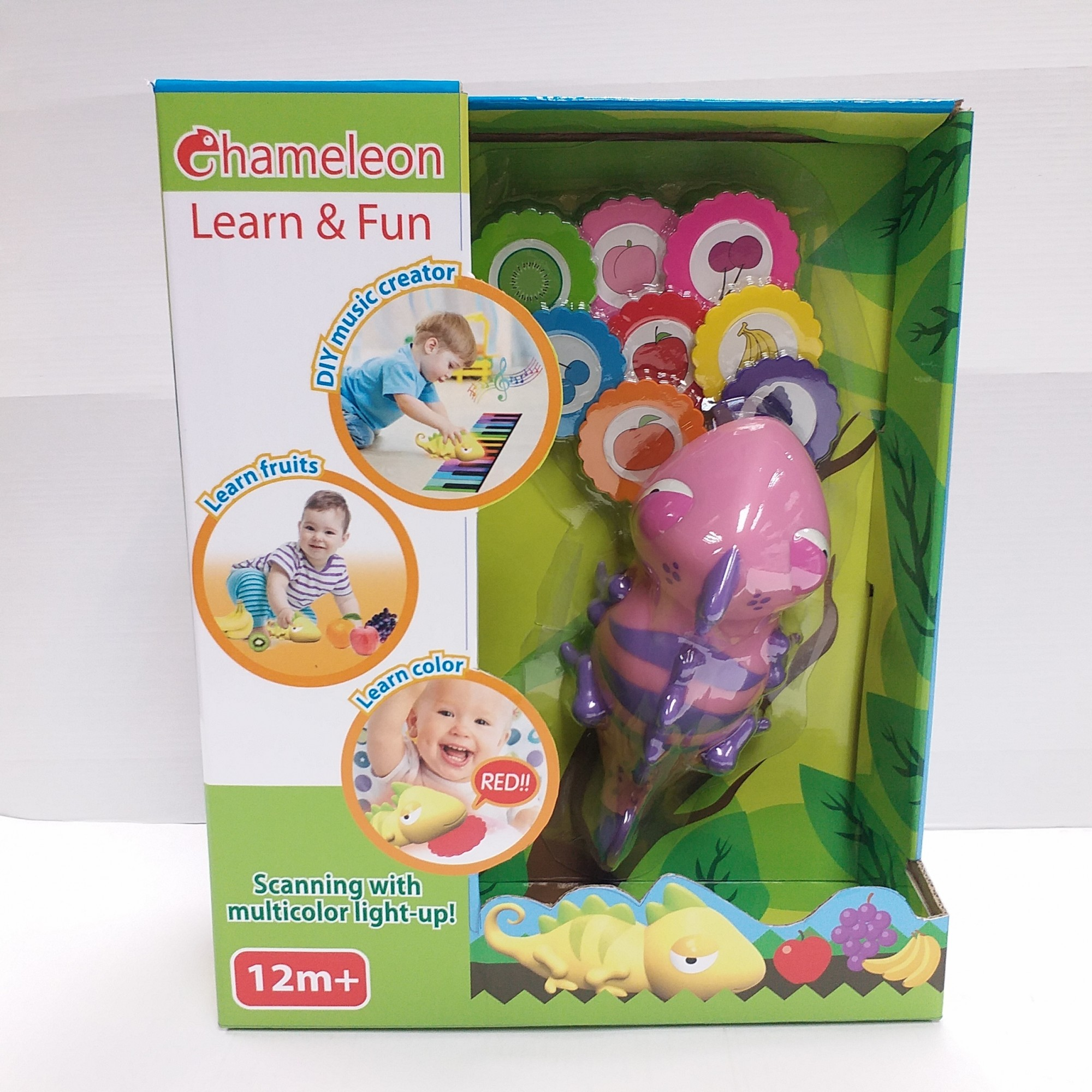 Chameleon Fun & Learn