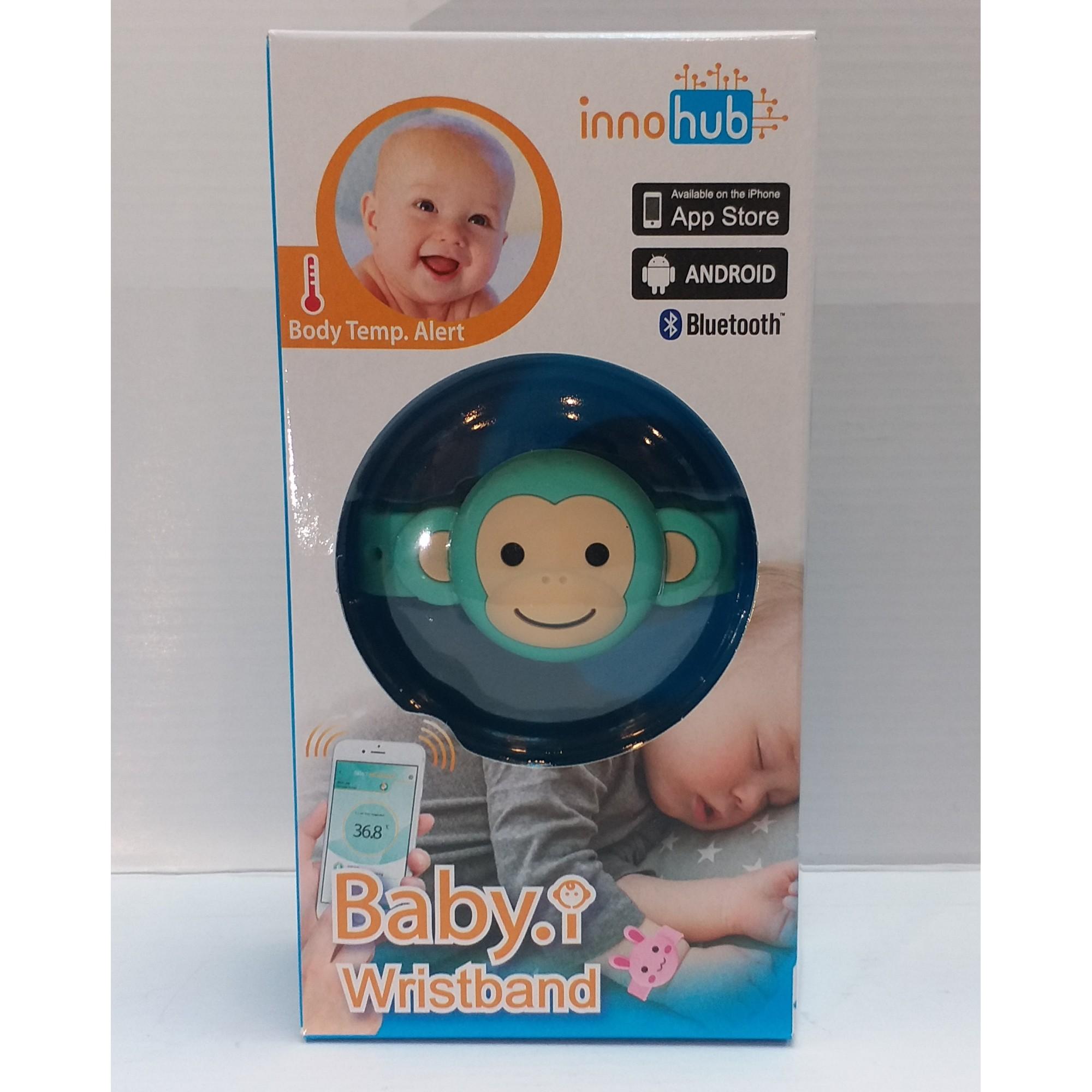 Baby Whistband (Monkey)