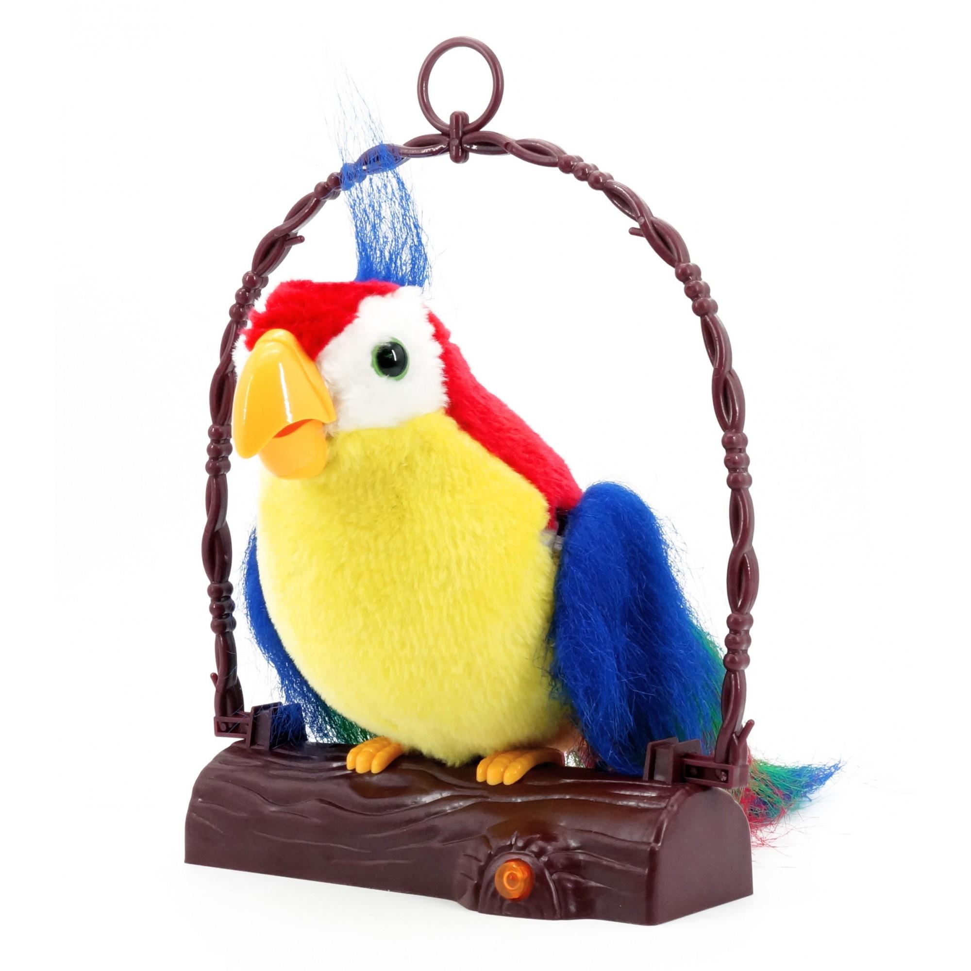 B/O Talking Parrot