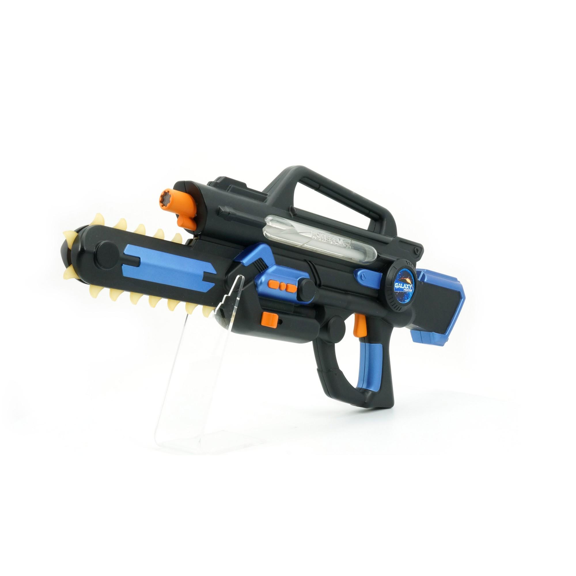 Electronic Power Sawing Rifle
