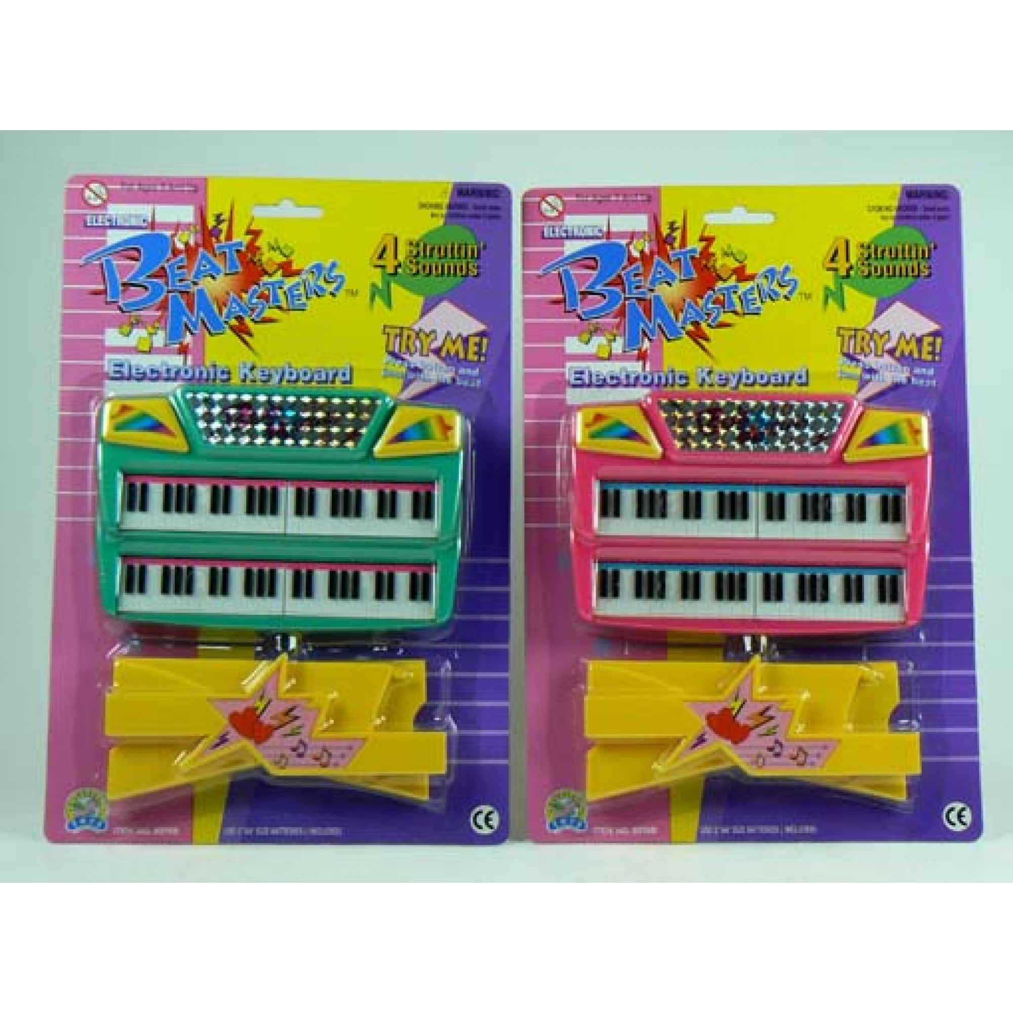 Beat Master Electronic Keyboard