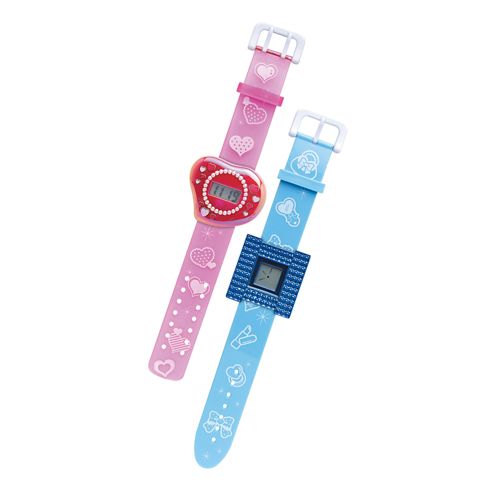 Interchangeable Digi Watches