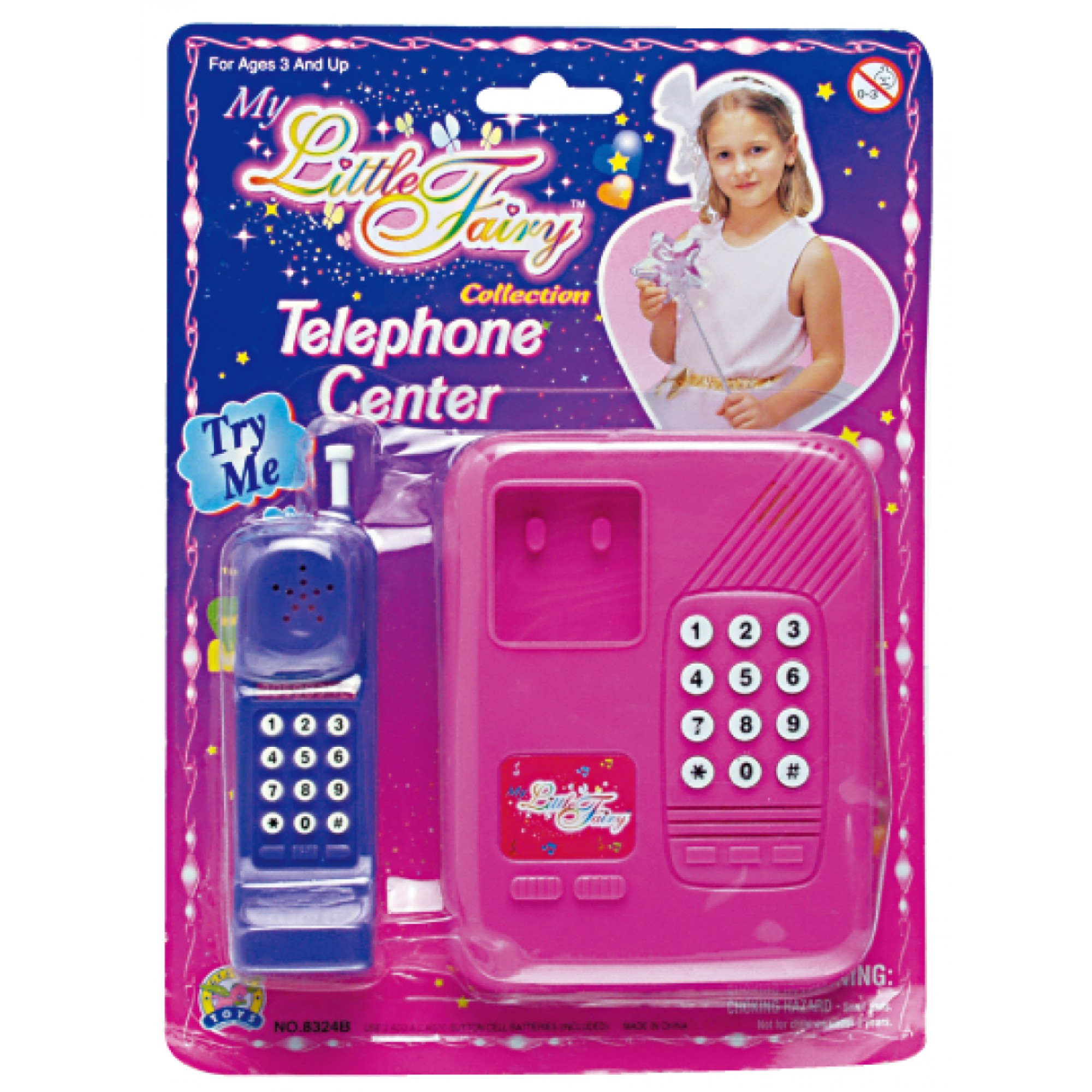 My Fairy Telephone Set