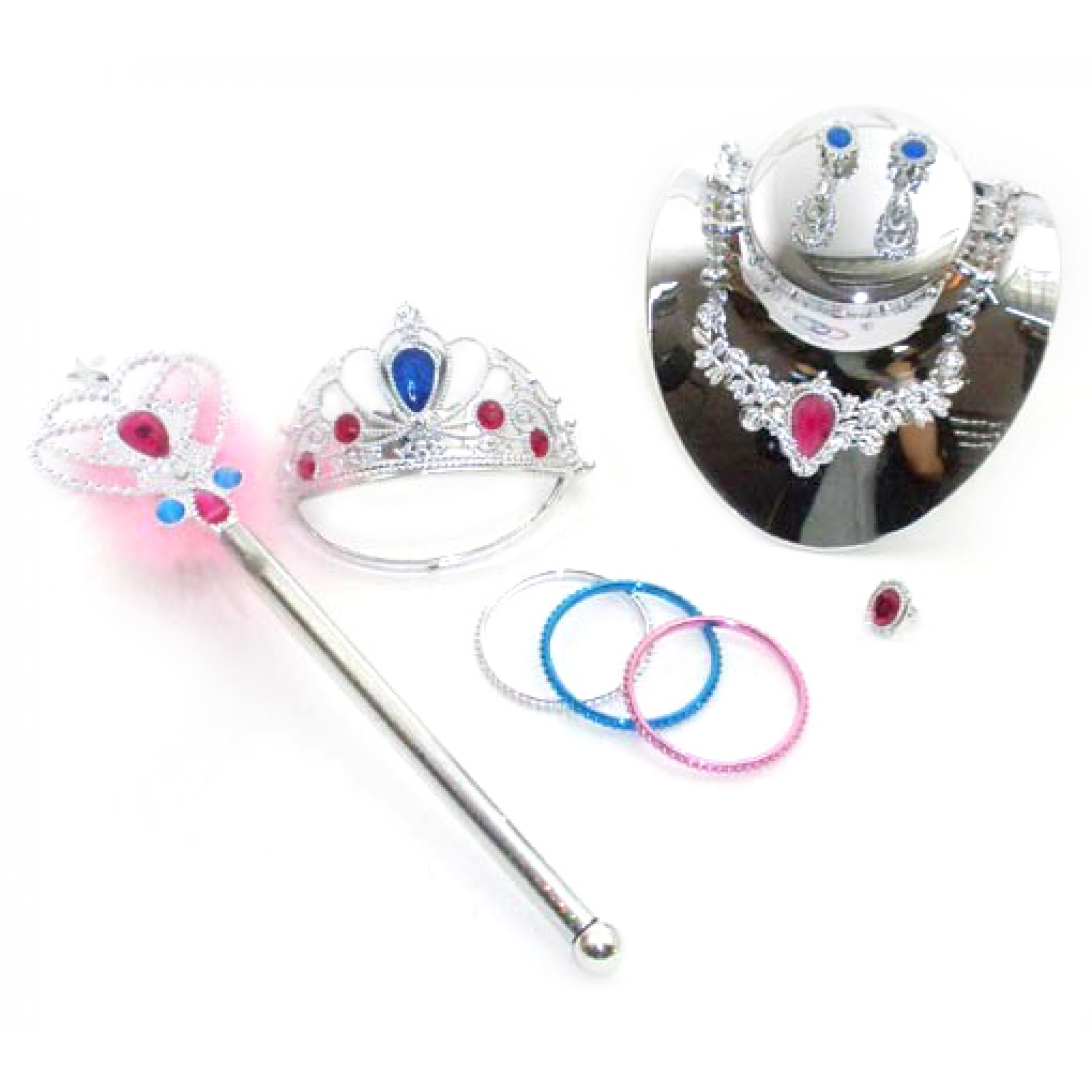 Deluxe Lite-Up Wand Jewelry Set