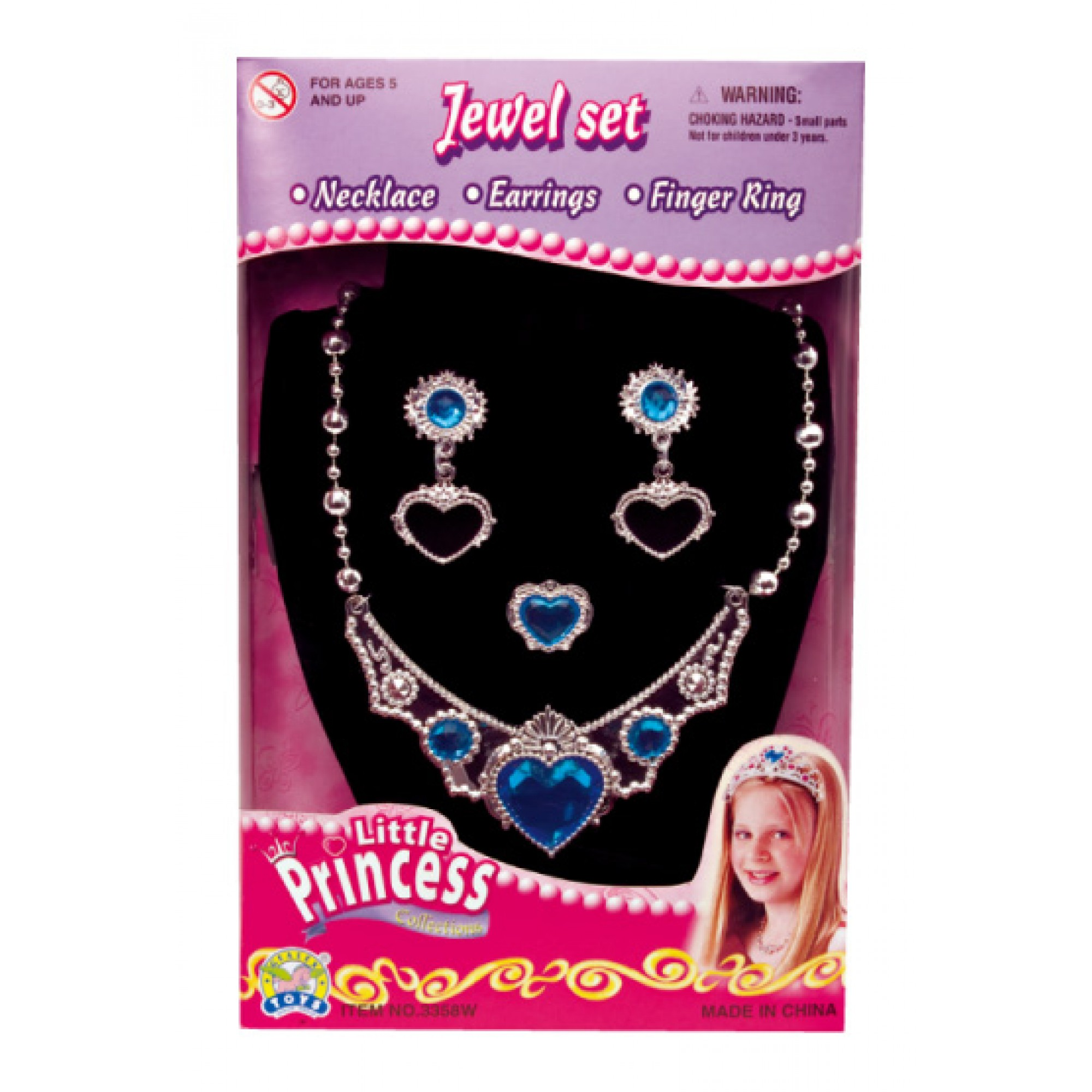 Little Princess Jewelry Set
