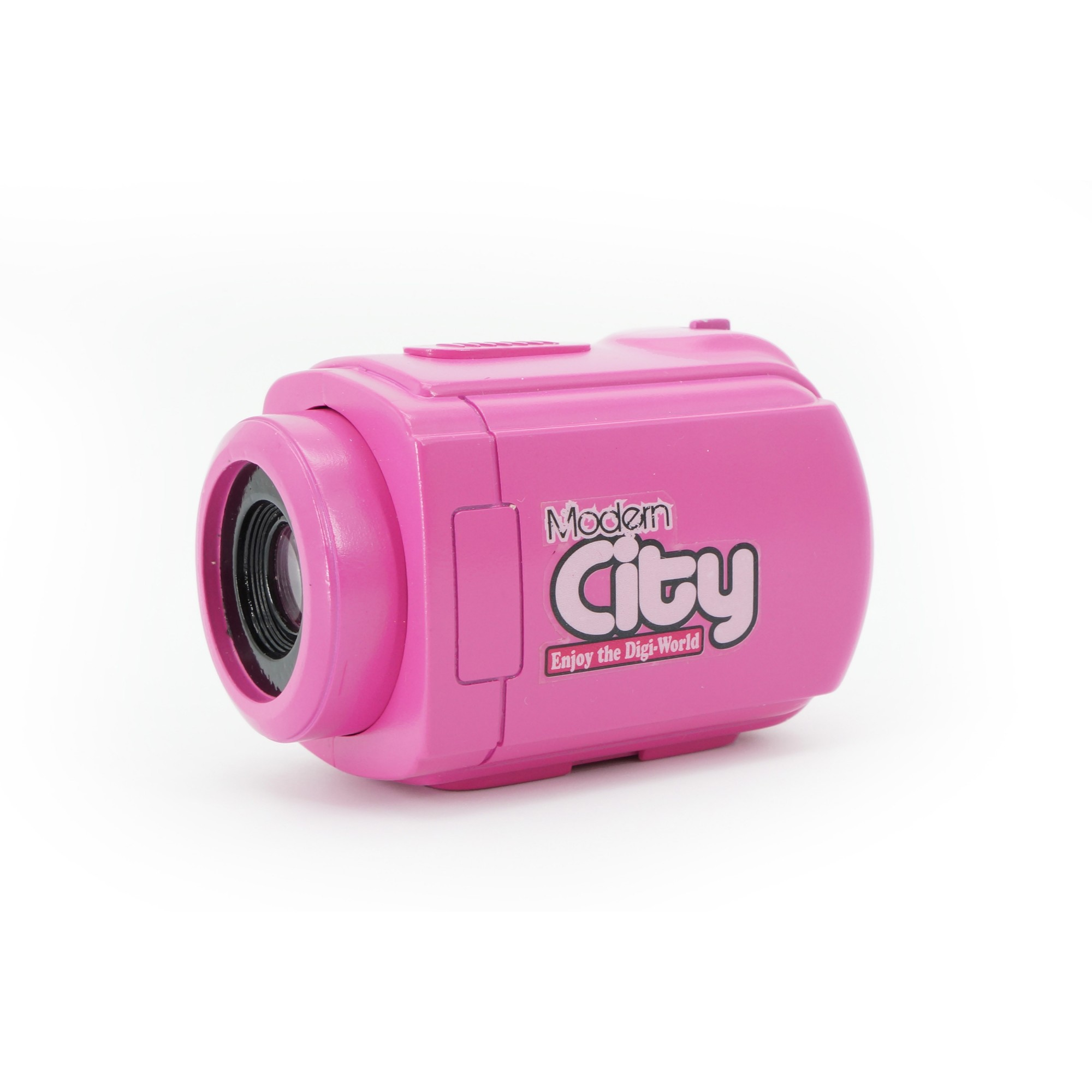 Modern City Digi Projector (Girl)
