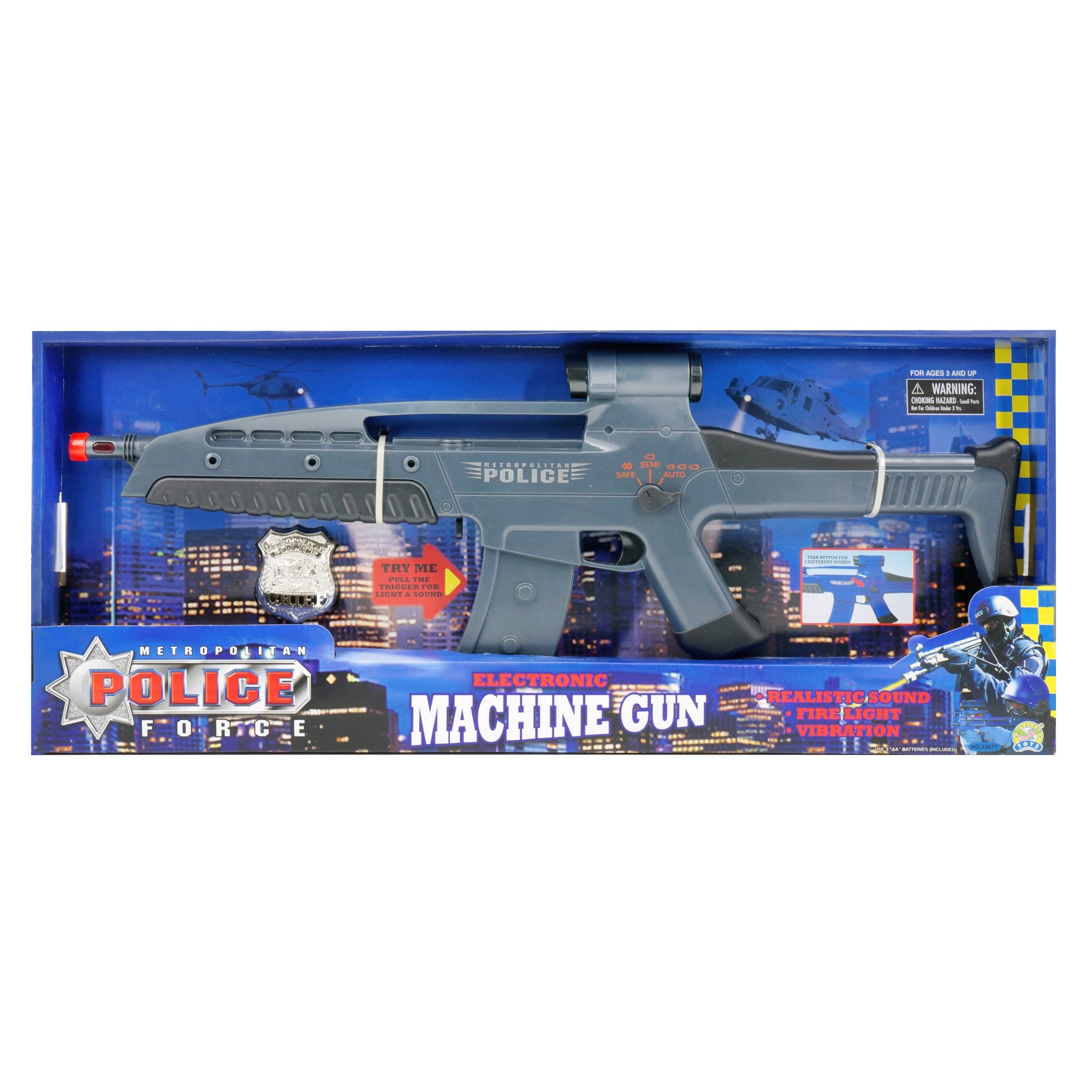Electronic Machine Gun (XM8)