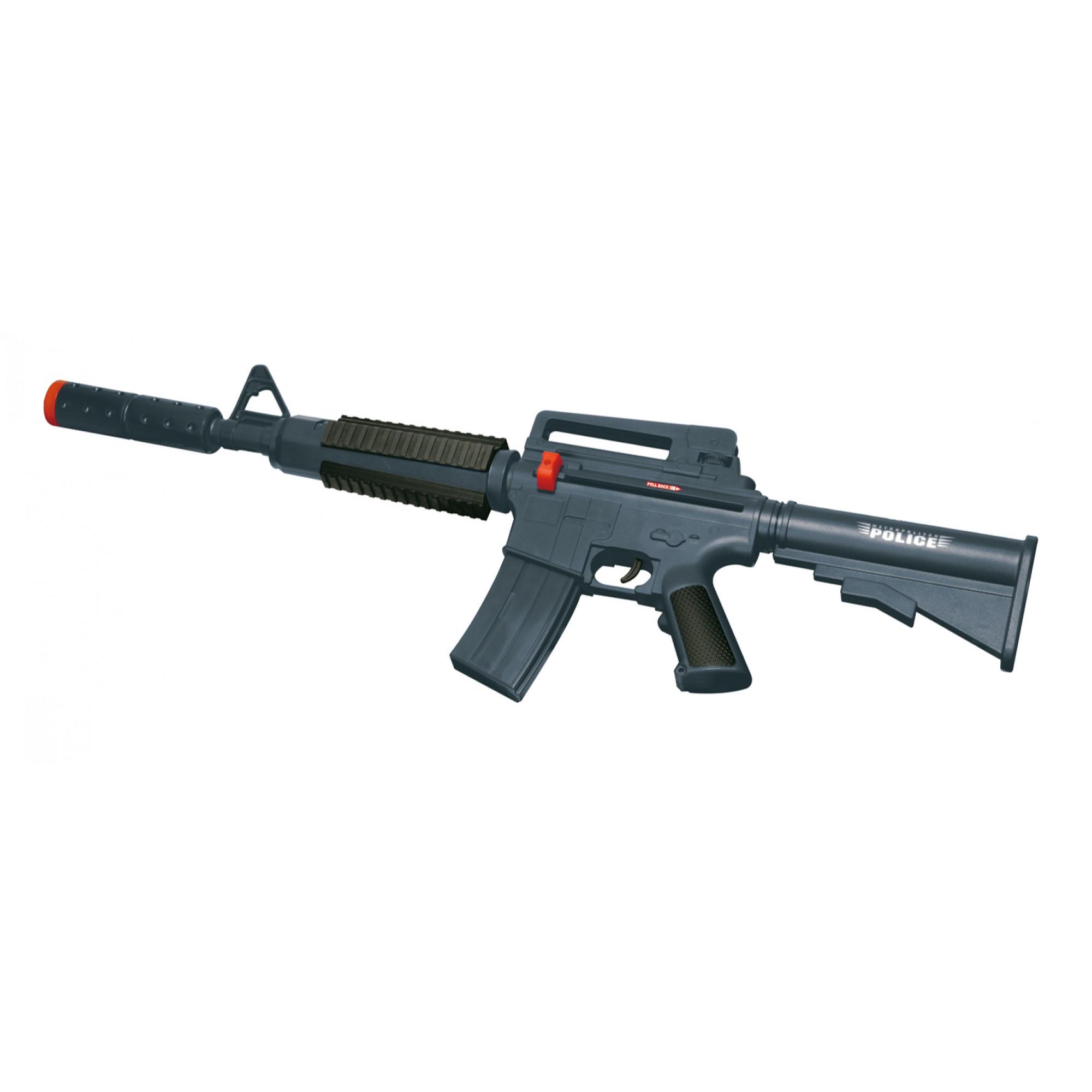 Machine Gun (M16)