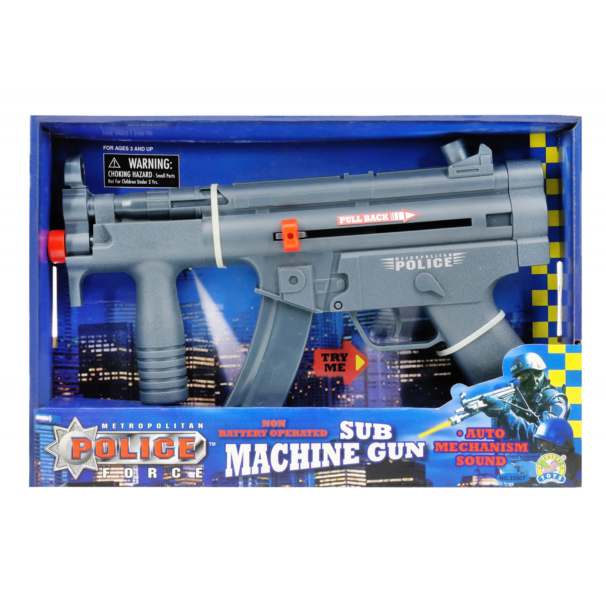 Machine Gun (MP5K)