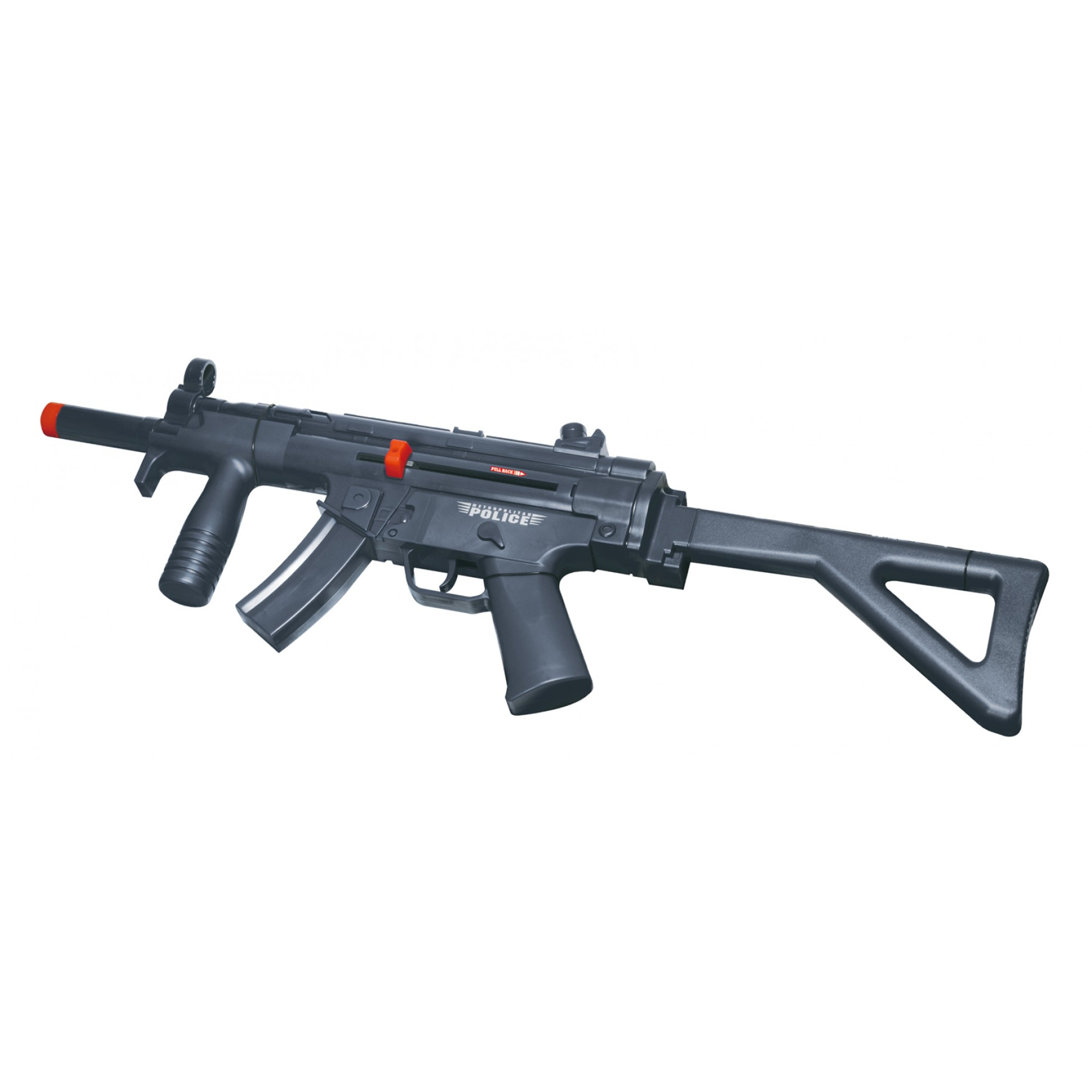 Machine Gun w/Handle (MP5K)