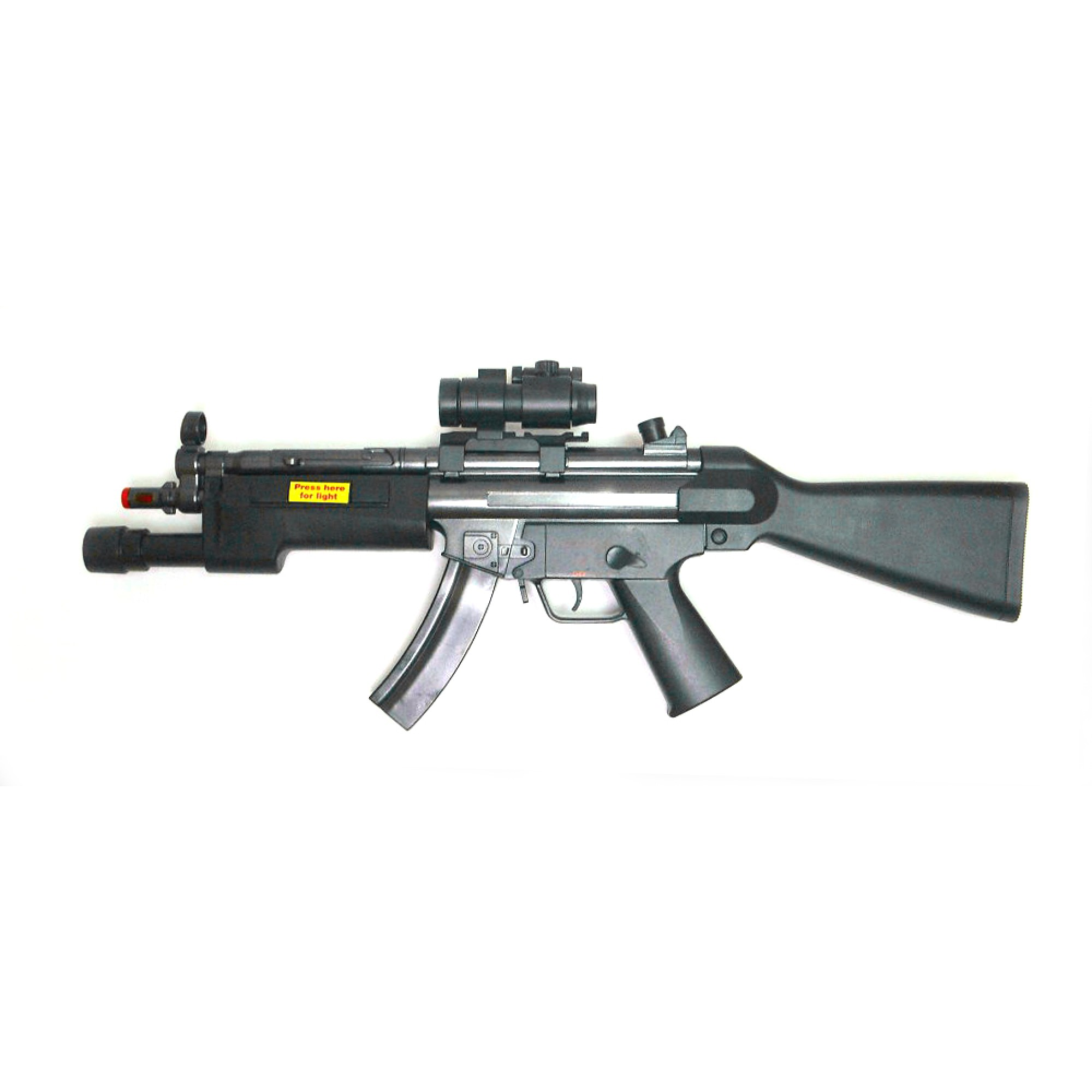 MP5 A4 W/Light, Sound, Vibration & Viewer